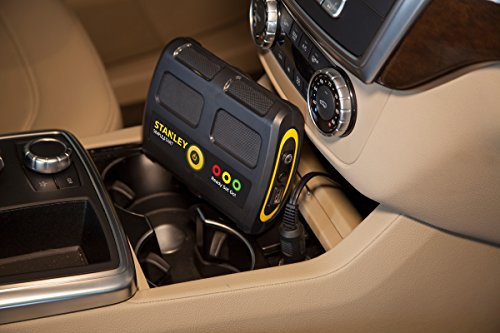 STANLEY P2G7S Simple Start Lithium Ion Portable Power and Vehicle Battery Booster by STANLEY (Image #2)
