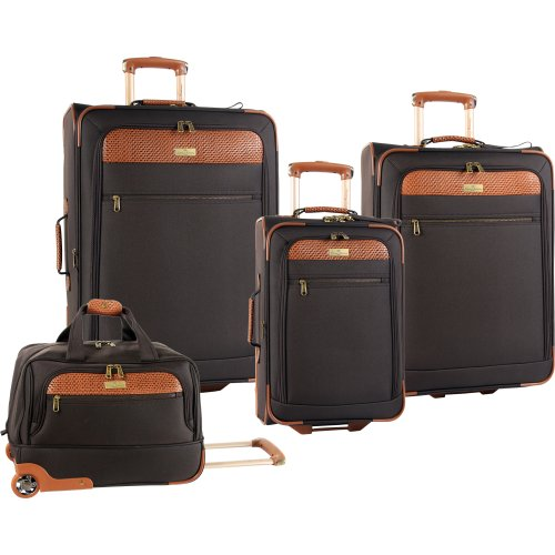 tommy-bahama-luggage-retreat-ii-4-piece-stylish-set-chocolate-one-size