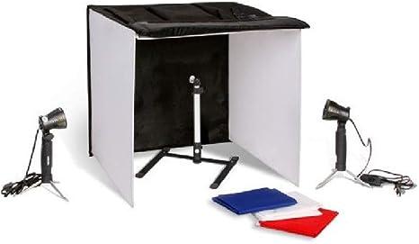 Caja De Luz Softbox Cubo Fotografico: Amazon.es: Iluminación
