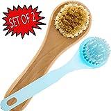 Cepillo facial de limpieza profunda - incluye un cepillo de limpieza facial para lavado y cepillo
