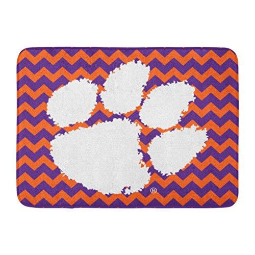 Clemson Tigers Kitchen Towel, Clemson Kitchen Towel