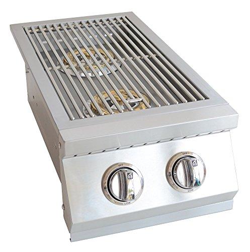 KoKoMo Grills - Double Side Burner