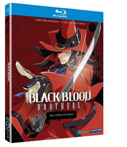 Black Blood Brothers: The Complete Series [Blu-ray]