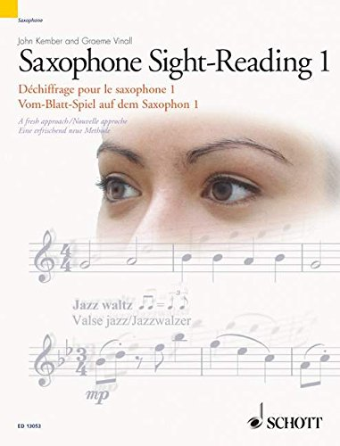 Saxophone Sight-Reading 1 (The Sight-Reading Series) (Pt. 1) PDF