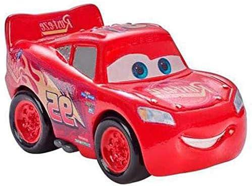Disney Pixar Cars Metal Mini Racers - Lightning McQueen - FKT67: Amazon.es: Juguetes y juegos