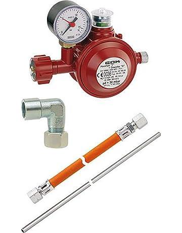 KESOTO Universal Set Gas-Thermoelement Thermoelement 400mm lang