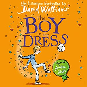 The Boy in the Dress Hörbuch