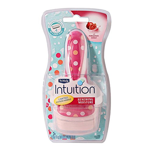 Schick Intuition Pomegranate Renewing Cartridge product image