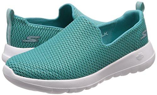 Skechers Womens GO Joy Slip ON Turquoise Size 5 by Skechers (Image #5)