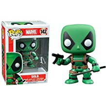 Funko POP! Marvel Deadpool Solo Hot Topic Exclusive #142 Mystery Limited Edition green