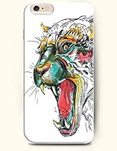 iPhone 6 (4.7inch) Case, SevenArc Phone Cover Series for Apple iPhone 6 (4.7inch) Case -- Colorful Ferocious with...
