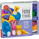 Klutz Felted Friends: Create Your Own Soft, Fuzzy Animals Craft Kit