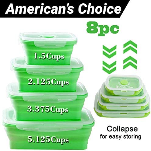 Naturals House Collapsible Preserving Anti Bacteria