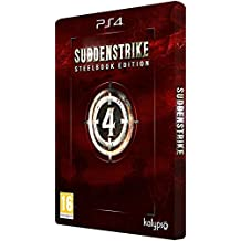 Sudden Strike 4 Steelbook Limited Edition (PS4)