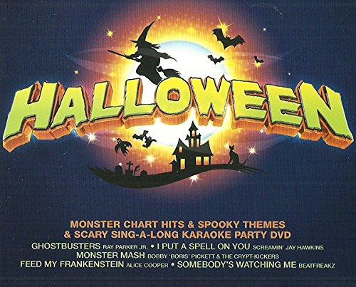 Evil Woman / Nightmare / Frankenstein / Ghostbusters / Spooky etc. (Compilation CD, 100 Tracks)