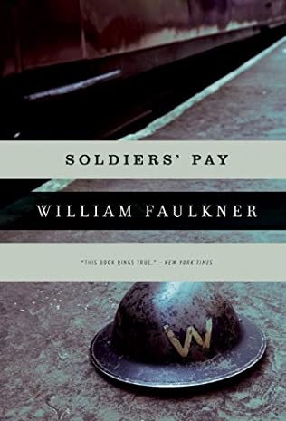 book cover of Soldiers Pay