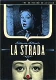 Criterion Collection: La Strada [DVD] [1954] [Region 1] [US Import] [NTSC]