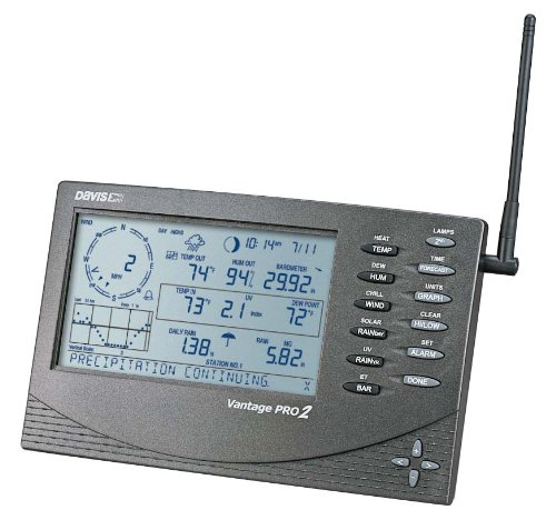 (Davis 6312 Vantage Pro2 Wireless Console/Receiver)
