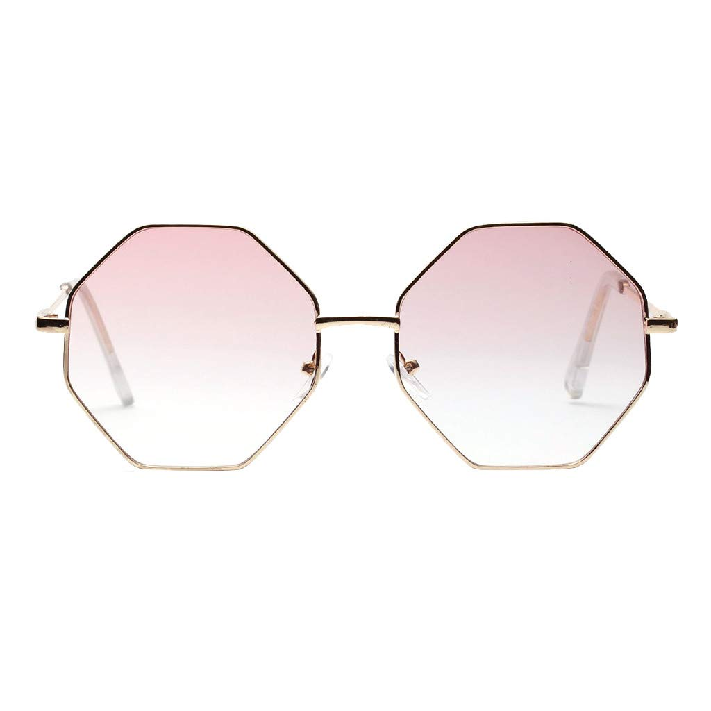 FakMe Women Vintage Eye Sunglasses Retro Eyewear Fashion Radiation Protection