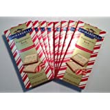 3.5 oz. Bar Ghirardelli Milk Chocolate Peppermint Bark Limited Edition: 8 Pack