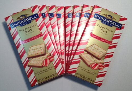 Ghirardelli Milk Chocolate Peppermint Limited product image