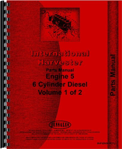 Industrial Engine Parts Manual - 7