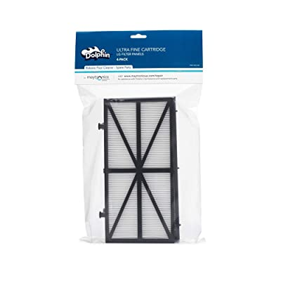 MAYTRONICS Dolphin Parts- Ultra Fine Cartridge-Large Filter Panels, Part Number: 9991425-R4: Garden & Outdoor