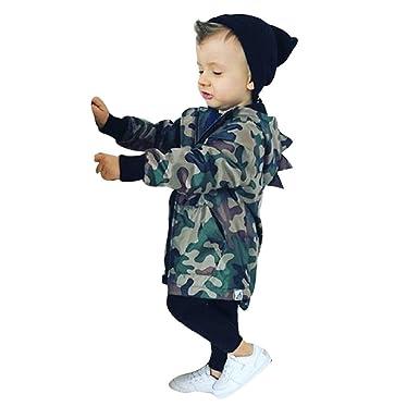 Berrose Kind Lange ärmel Kinderkleidung Jacken Jacke Tarnen Mantel