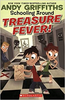 Book Treasure Fever! by Griffiths, Andy [Scholastic Press,2008] (Paperback)