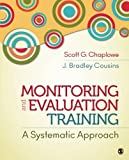 img - for Monitoring and Evaluation Training: A Systematic Approach book / textbook / text book