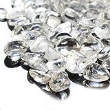Lulu&berry 高透明 天然AAAAAヒマラヤ水晶さざれチップ 浄化用 天然水晶 パワーストーン 天然石 さざれ 100g