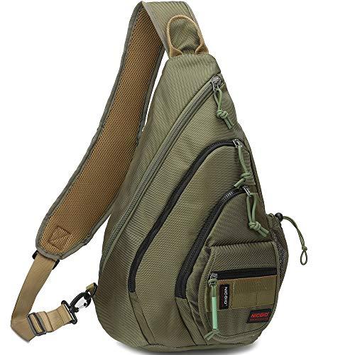 Sling Bag Backpack Chest Crossbody Bags Sling Shoulder