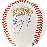 Xander Bogaerts Boston Red Sox 2013 World Series Champions Autographed Baseball - Fanatics Authentic Certified