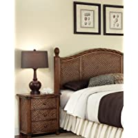 Home Styles Marco Island King/California King Headboard and Night Stand
