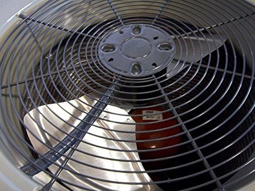 Trane 4twb3030c1000a 2 1 2 ton split system heat pump 13 for Fujitsu mini split fan motor replacement