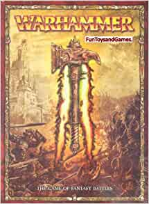 Warhammer rules 8th edition pdf