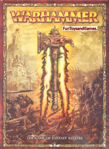 Warhammer Fantasy Rulebook Eighth 8th Edition - Hardcover Rulebook - English