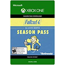 Fallout 4 - Season Pass - Xbox One Digital Code