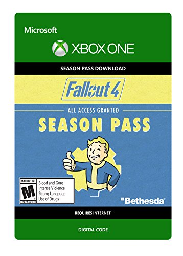 Fallout 4 - Season Pass - Xbox One Digital Code by Bethesda