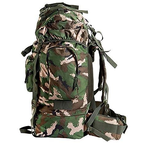 GOUQIN Outdoor Mochila Moda Clásica Outdoor Mochilas Grandes Bolsas De Viaje: Amazon.es: Deportes y aire libre