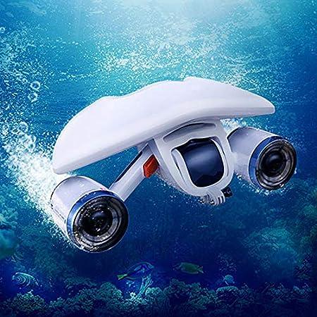 CICIN Scooter Submarino, Sea Scooter Drone Natación Soporte de ...