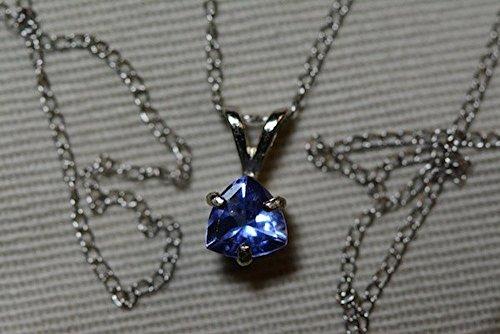Chain Trillion Necklace - 1
