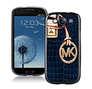 Samsung S3 Protective Skin Case With Michael Kors 118 Black Phone Case For Samsung Galaxy S3 I9300 Cover Case