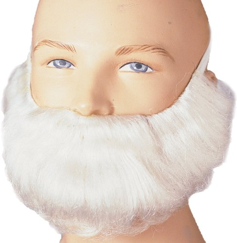 Character Beard, Conservative Straight Gray Beard (Adult Simple Halloween Costumes)