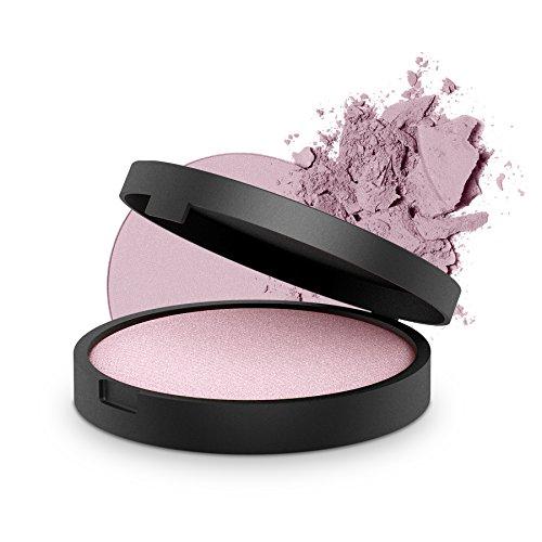 INIKA Baked Mineral Illuminisor, All Natural Make-up Highlighter Powder, Sheer Coverage, Silky Finish, Vegan, Hypoallergenic, Dermatologist Tested, 8g (0.28 ()