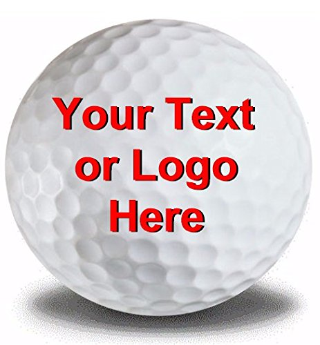 3 Ball pack Titleist Pro V1 Custom LOGO Refinished Mint Golf Balls Upload Your Own Text Or Image by Titleist (Image #1)