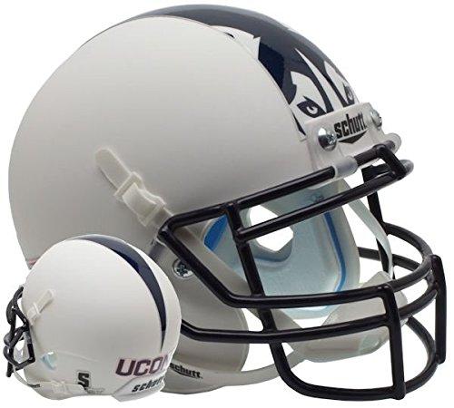 NCAA Connecticut Huskies Mini Helmet, One (Huskies Authentic Mini Helmet)