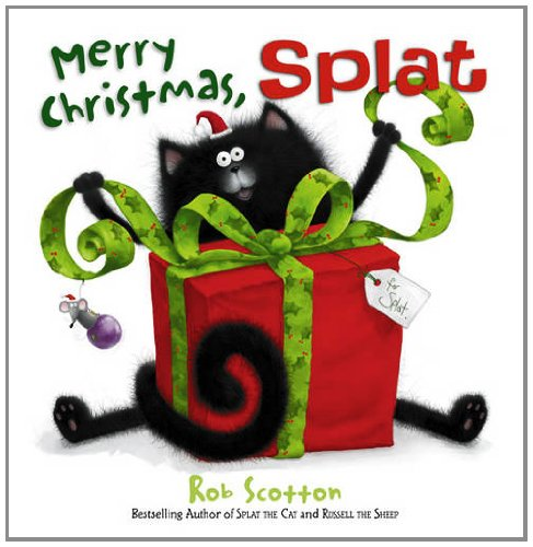 Download Merry Christmas, Splat PDF