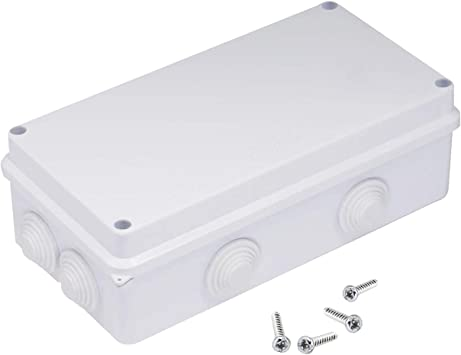 TONGXU Caja de Conexiones Eléctricas ABS Impermeables IP65 a ...