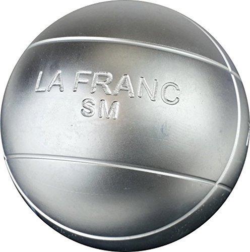 Boulekugeln LA FRANC SM - Wettkampfboulekugeln 740gr, 72mm Ø